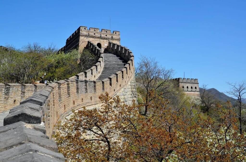 Badaling Chinesische Mauer
