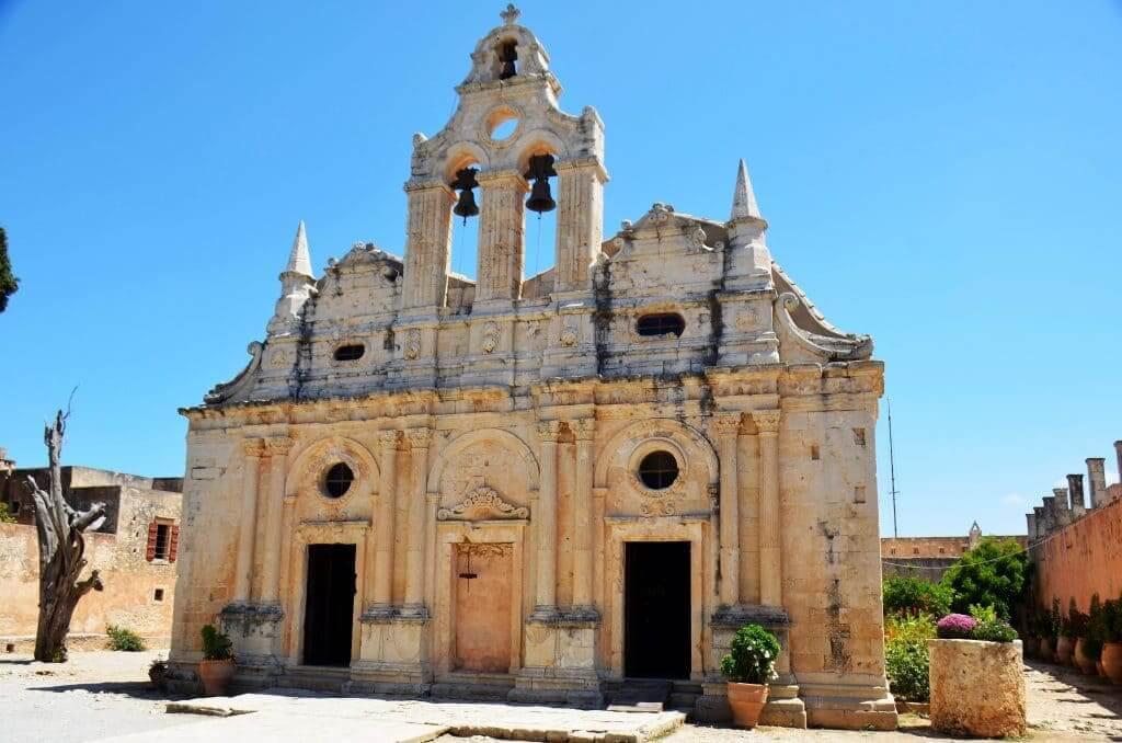 Arkadikloster Kreta