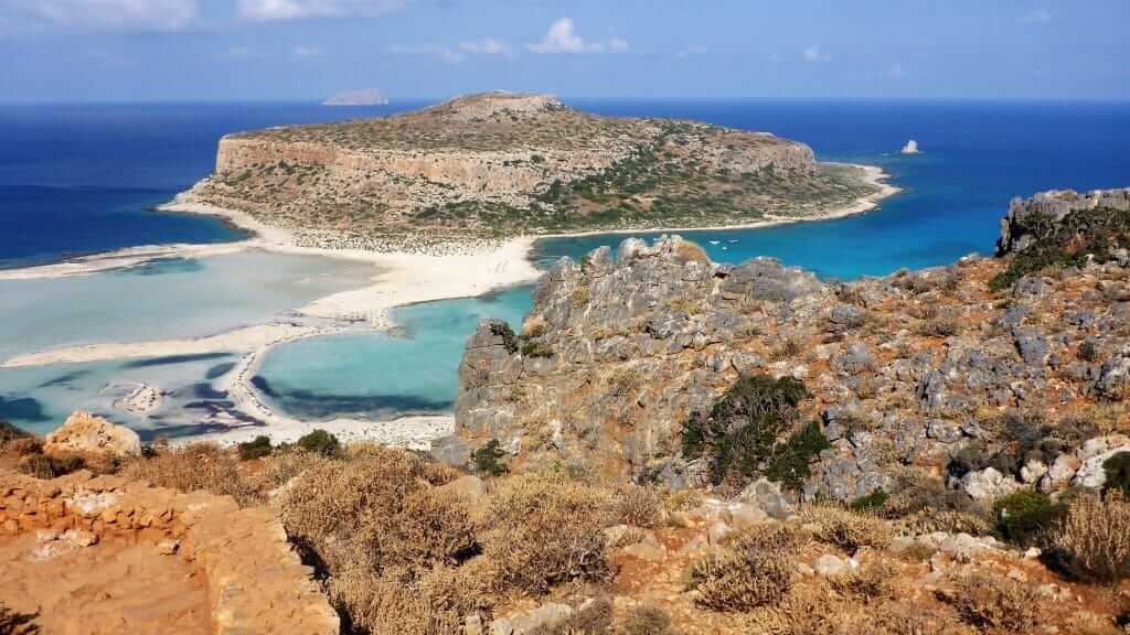 Balos Beach Strand Kreta