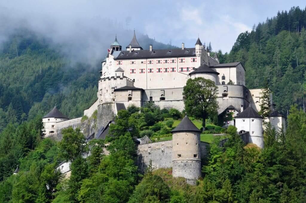 Werfen Salzburg Österreich