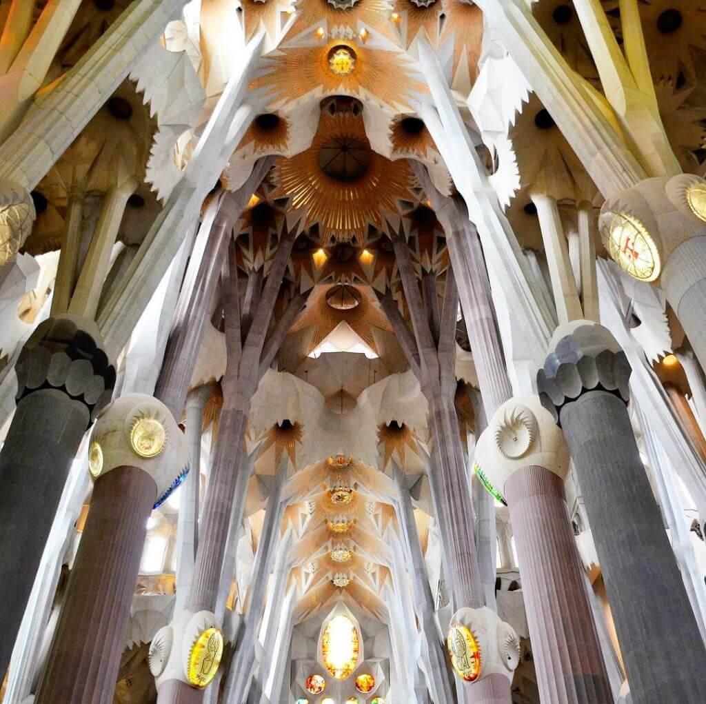 Sagrada Familia Besichtigung