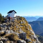 Wanderung auf den Brünnstein (1619m)