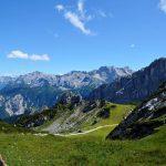 Panoramarundweg von der Alpspitze zum Kreuzeck