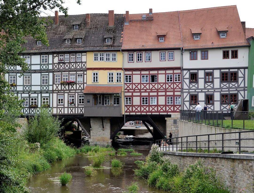 Sehenswürdigkeiten Erfurt