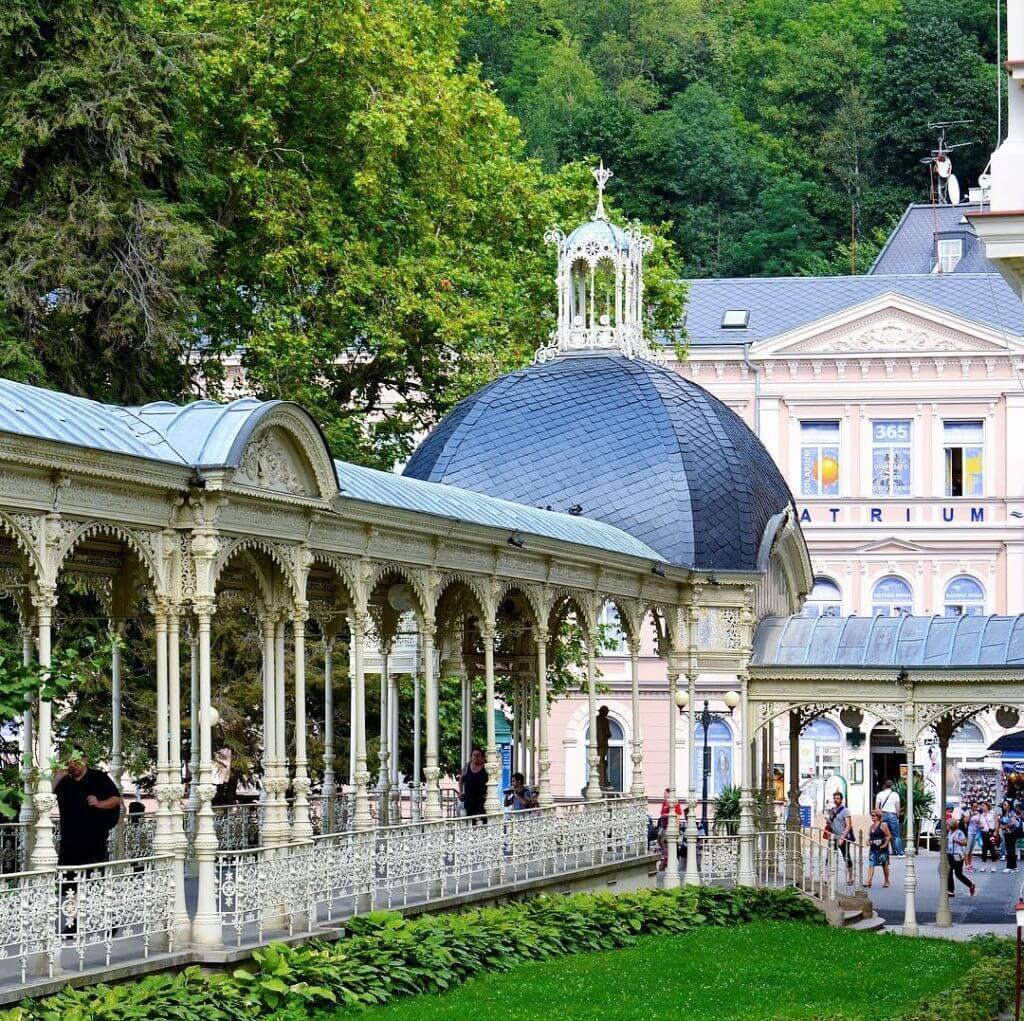 Sehenswürdigkeiten Karlsbad