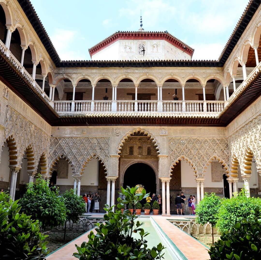 Sehenswürdigkeiten Sevilla