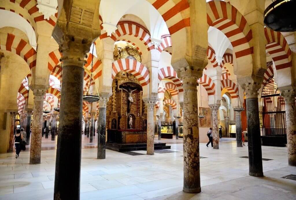 Sehenswürdigkeiten Córdoba