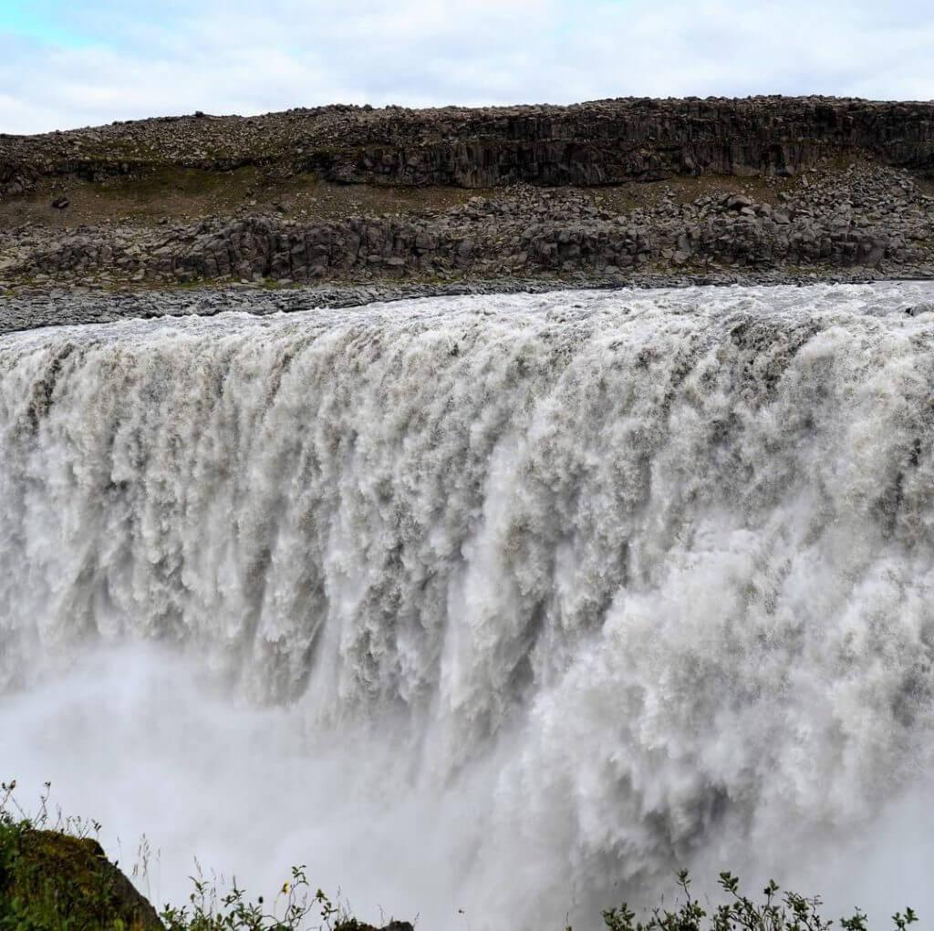 Dettifoss Sehenswürdigkeiten Island