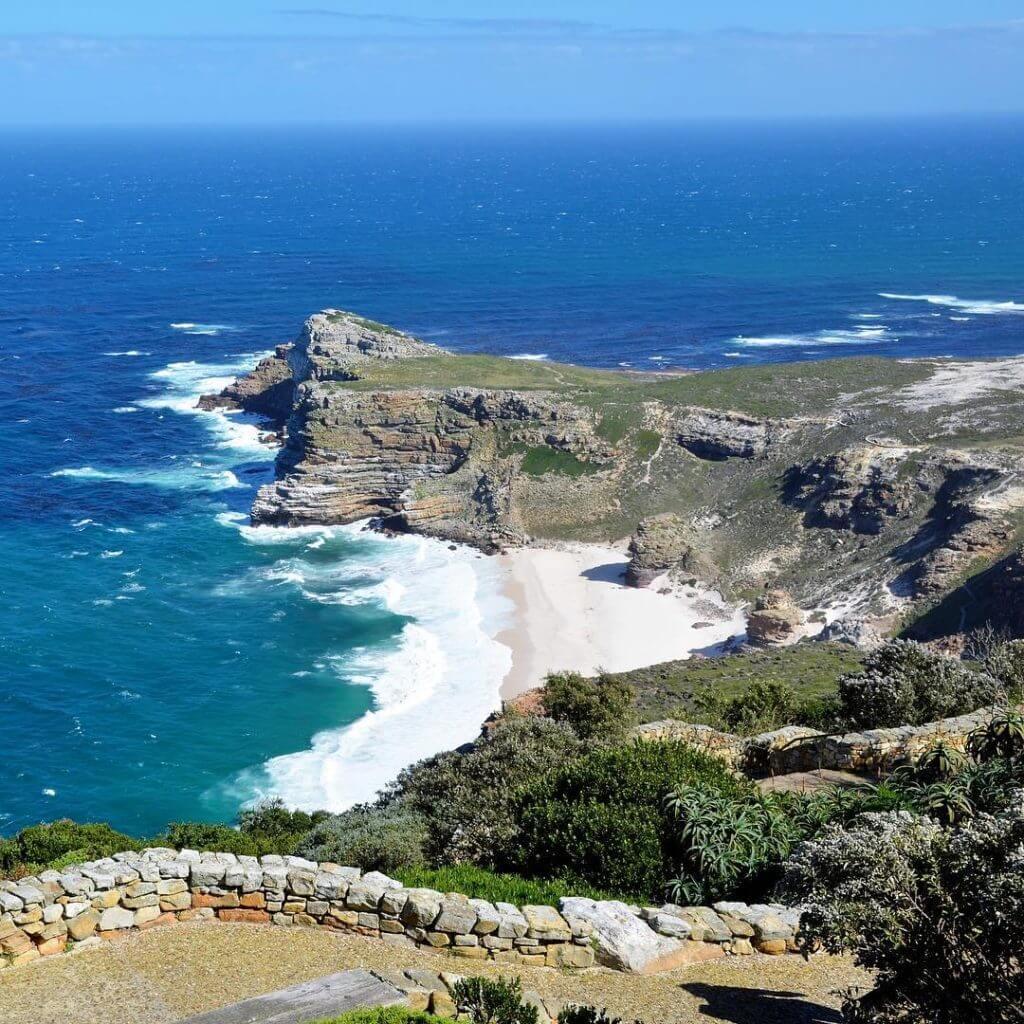 Kaphalbinsel Südafrika