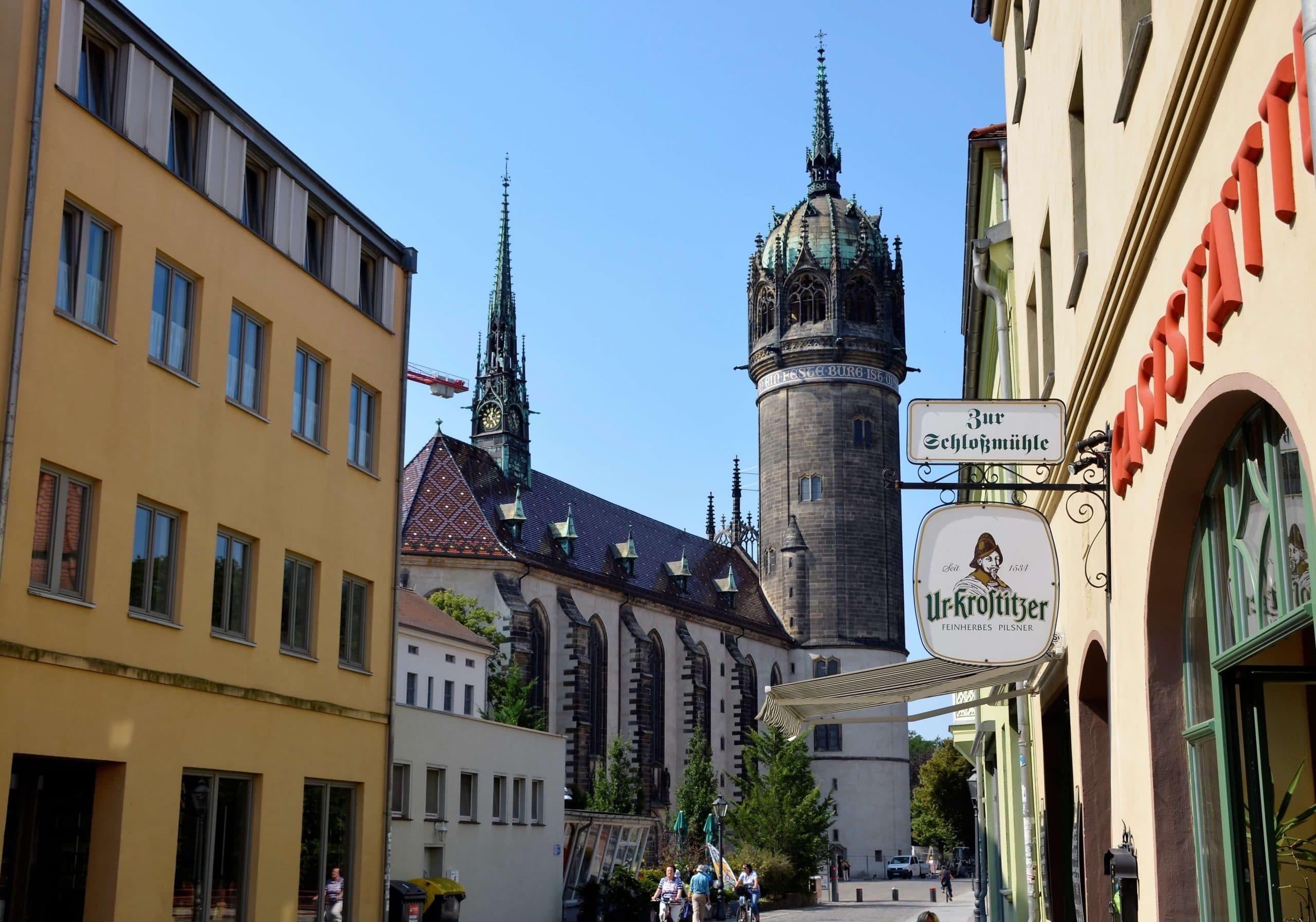 Sehenswürdigkeiten Wittenberg Lutherstadt