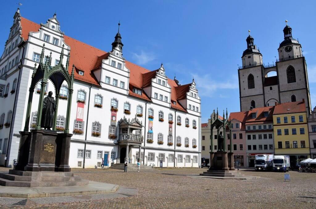 Sehenswürdigkeiten Wittenberg