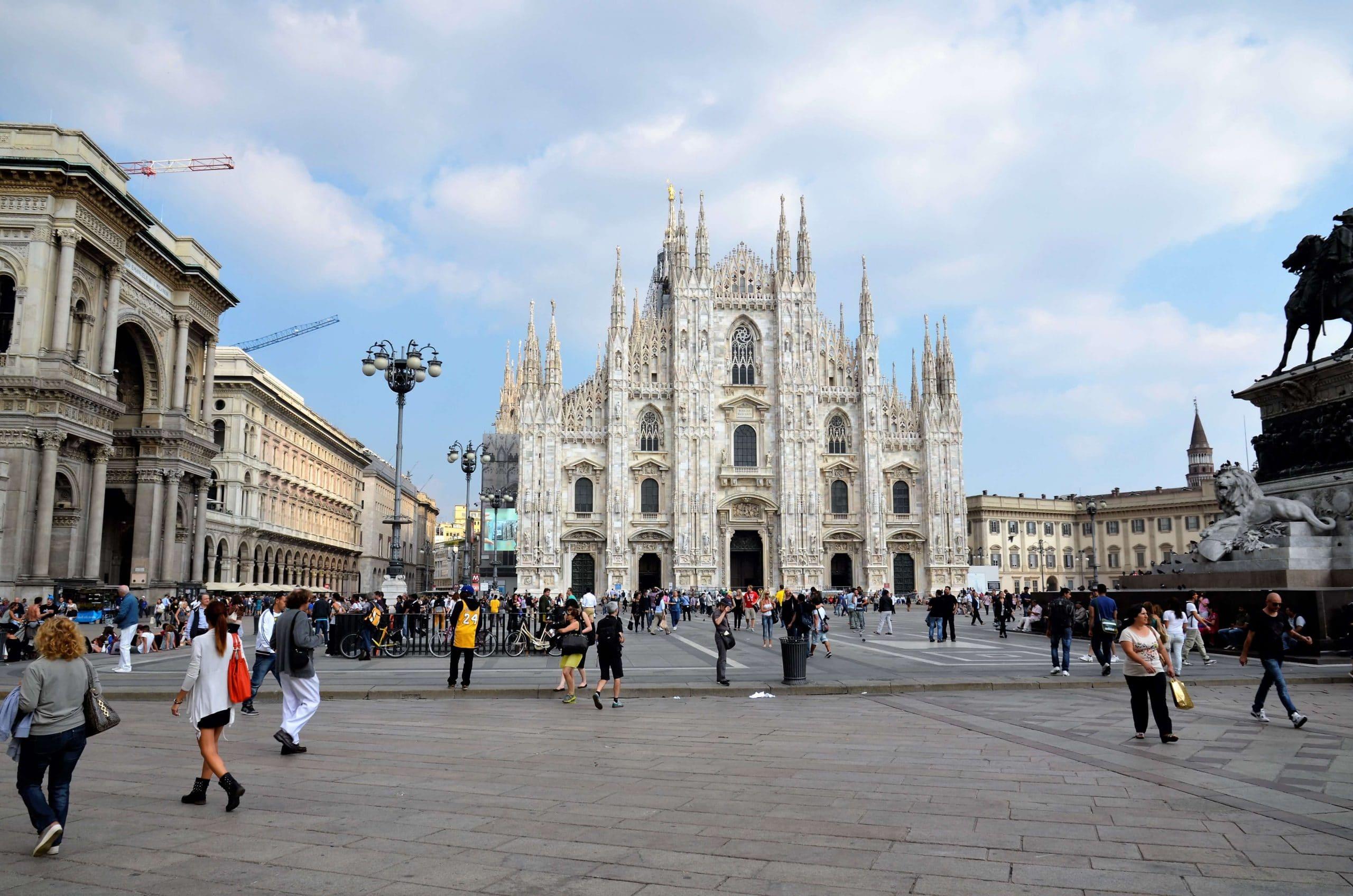 Sehenswürdigkeiten Mailand