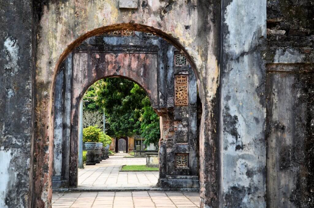 Verbotene Stadt Vietnam