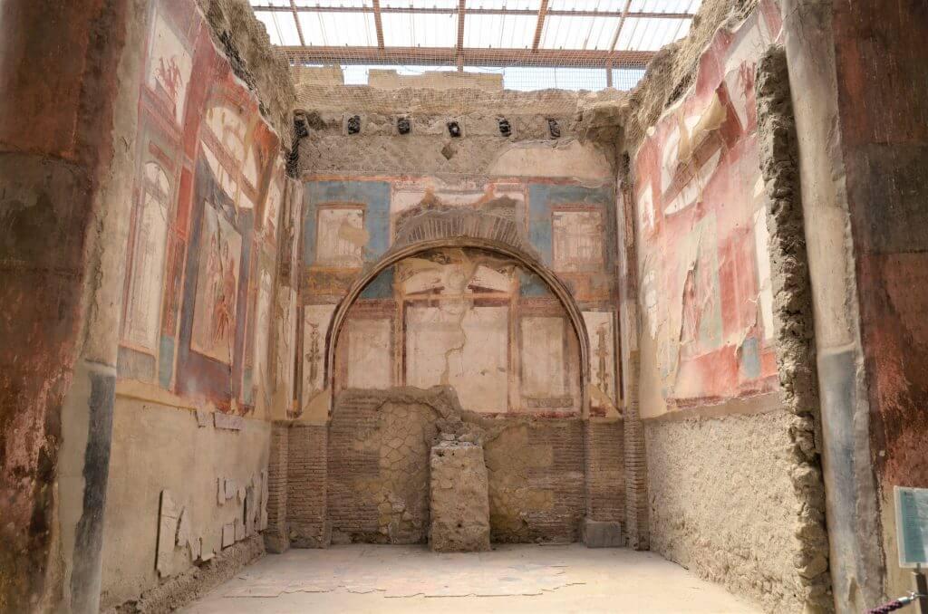 Herculaneum Sehenswürdigkeiten