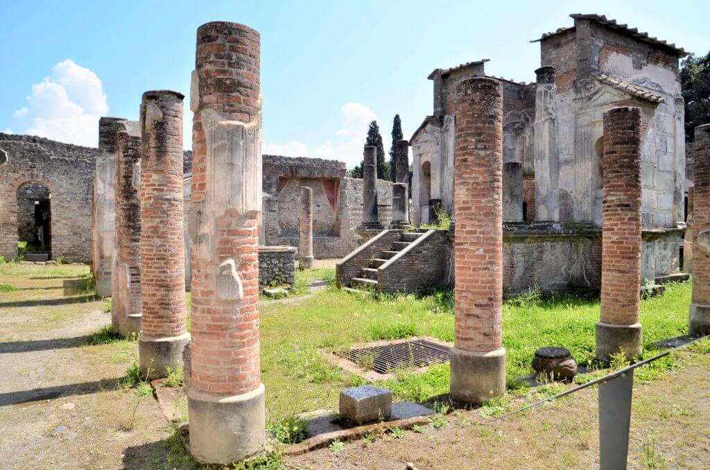 Pompeji Besichtigung