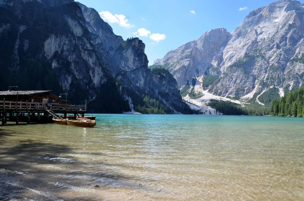 Pragser Wildsee wandern in Südtirol