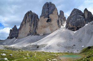 Drei Zinnen wandern Südtirol