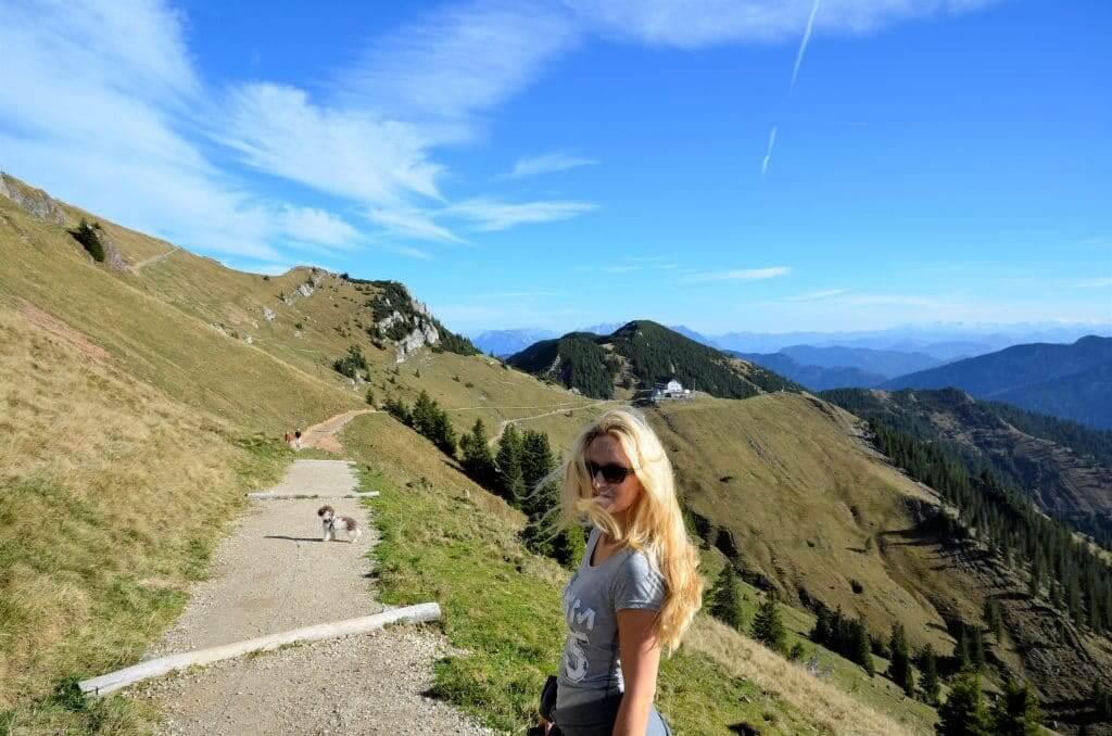 Wanderung vom Taubenstein zum Rotwandhaus