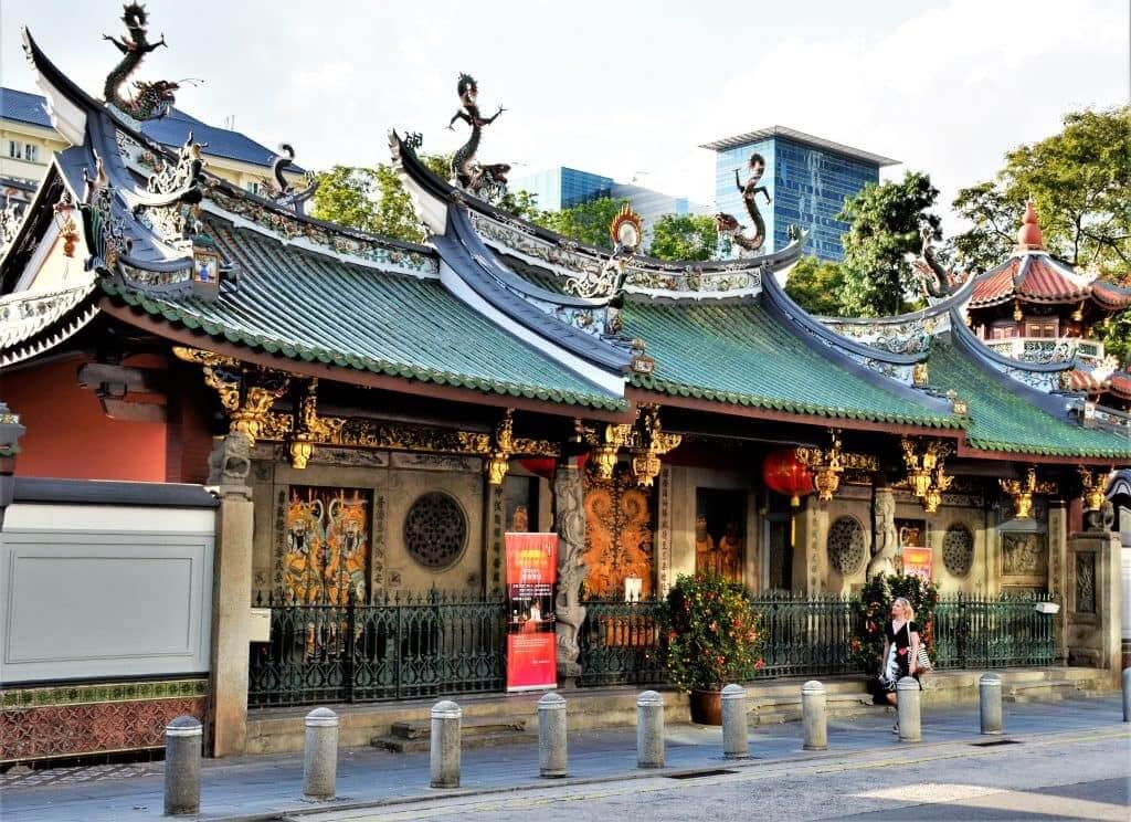 Sehenswürdigkeiten Chinatown Singapur