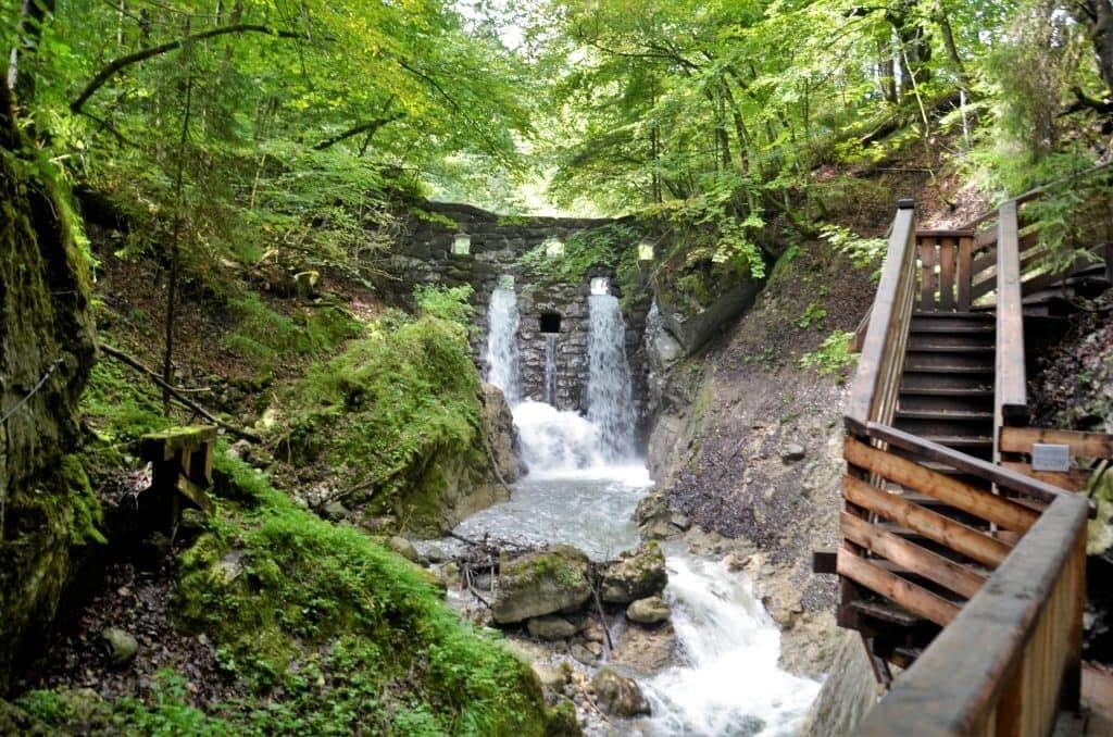 Klammwanderung Tirol