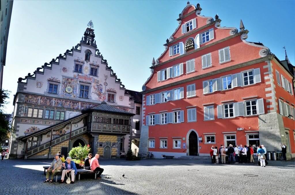 Sehenswürdigkeiten Bodensee Lindau