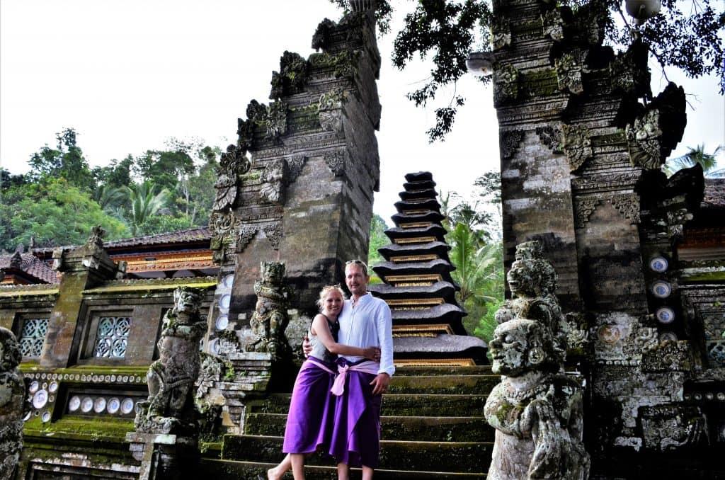 Kehen Tempel von Bali