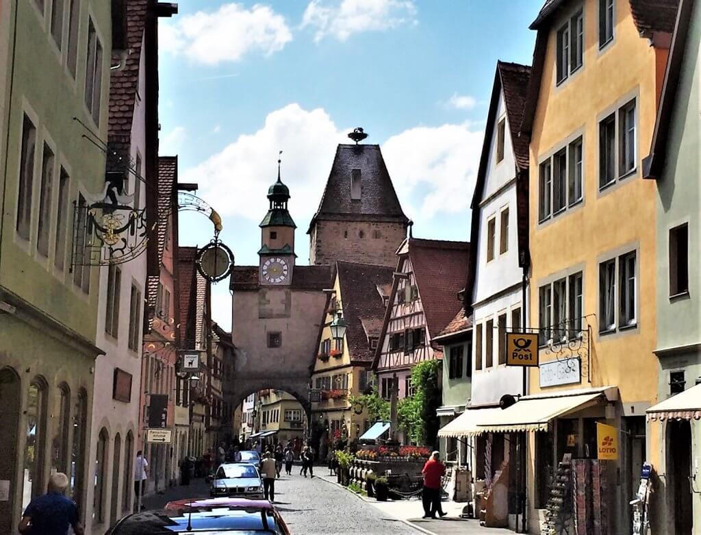Markustor in Bayern