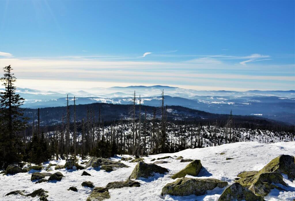 Sehenswürdigkeiten Nationalpark bayerischer Wald