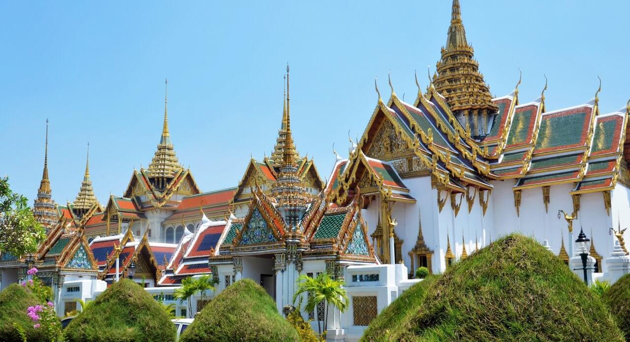 Sehenswürdigkeiten Thailand
