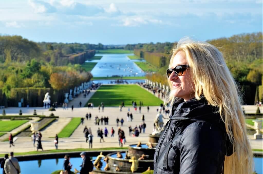 Versailles Gärten und Schloss