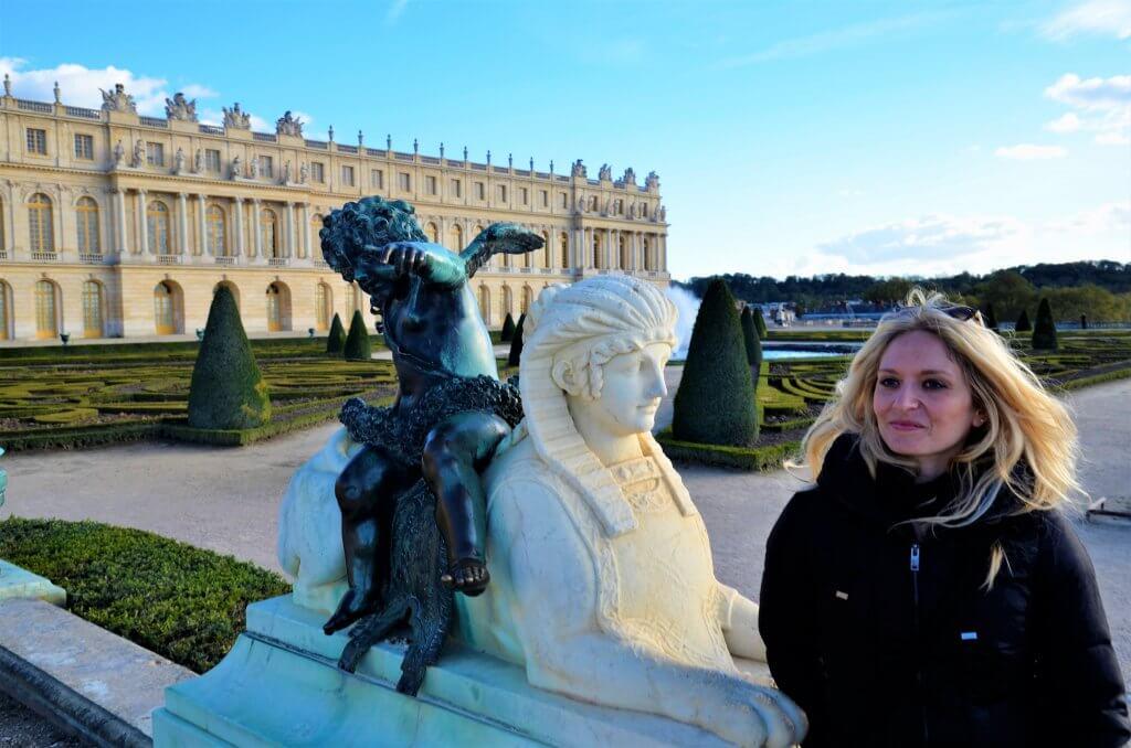 Sehenswürdigkeiten Versailles
