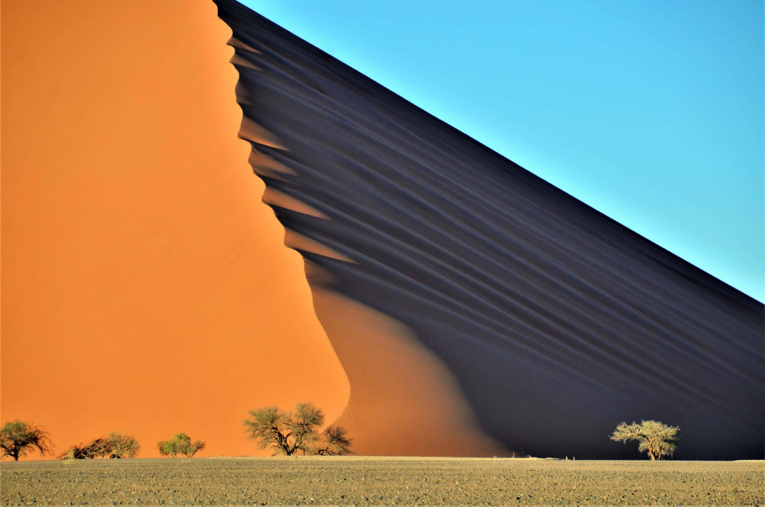 Die Dünen der Namib
