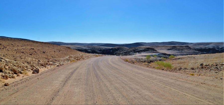 Auf dem Weg nach Swakopmund