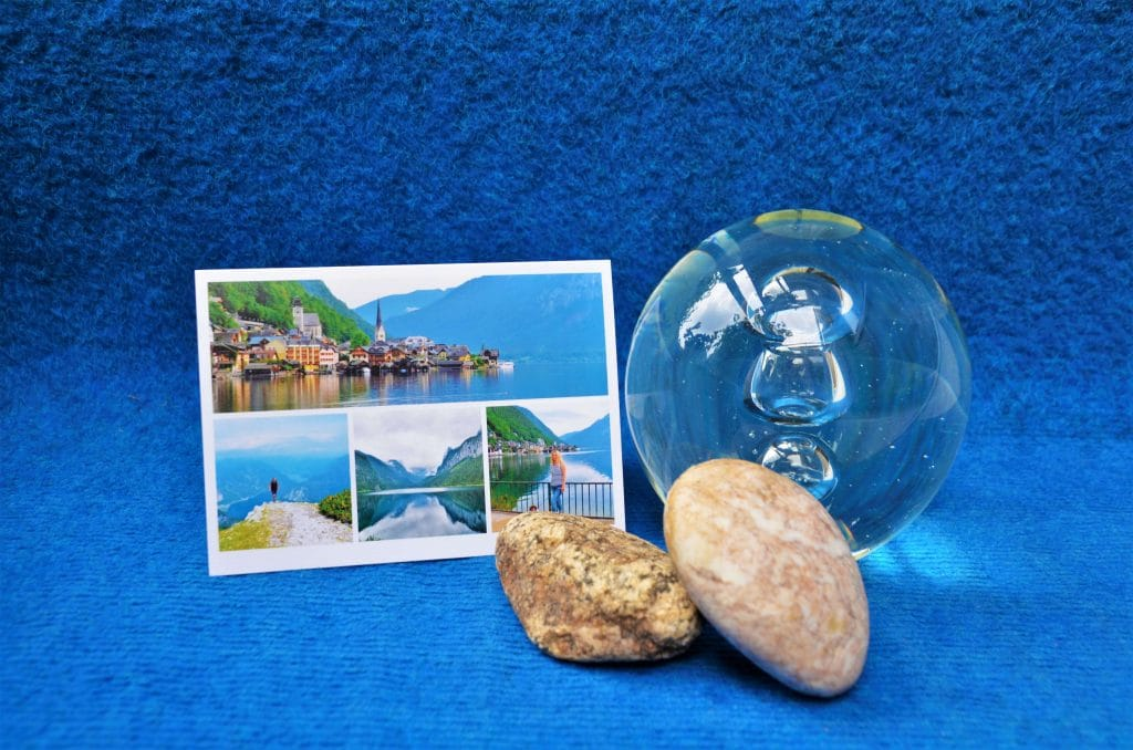 Postkarten eignen sich auch perfekt als Souvenir