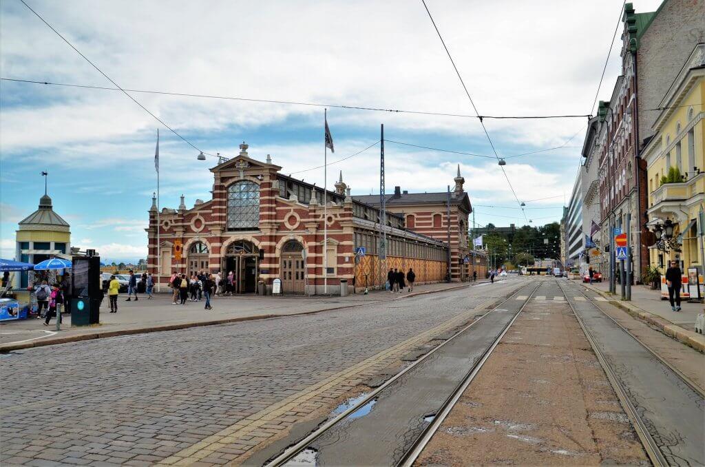 Alte Markthalle Vanha Kauppahalli