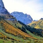 Wandern am Ahornboden in Tirol