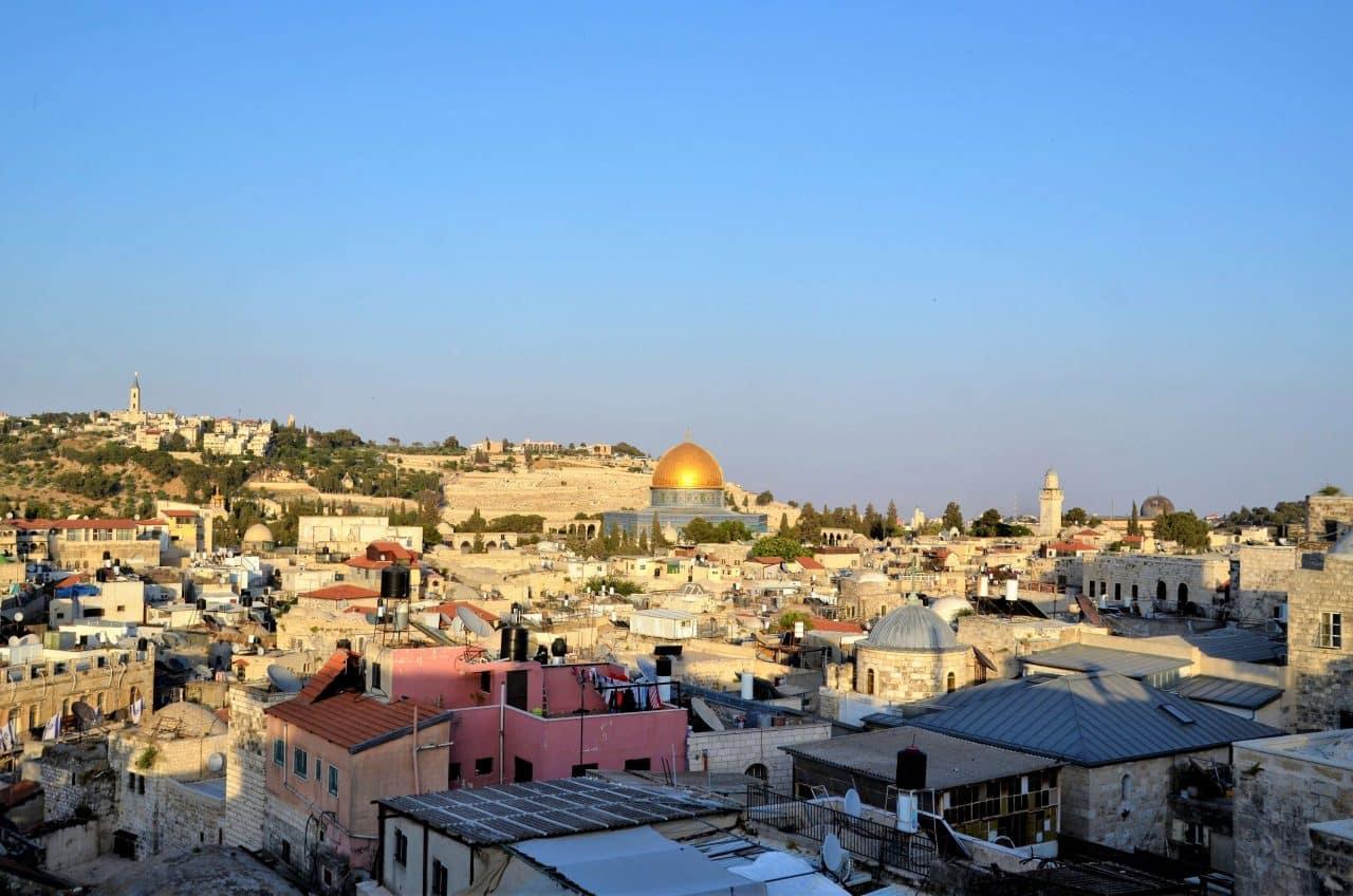 DIY Rundreise durch Israel / Jordanien | Urlaubsreise.blog