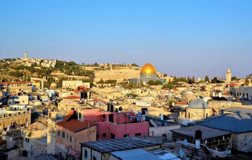 Jerusalem Sehenswürdigkeiten