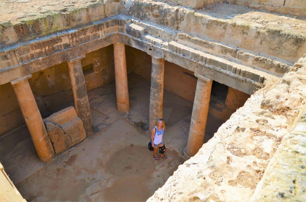 Königsgräber von Nea Pafos
