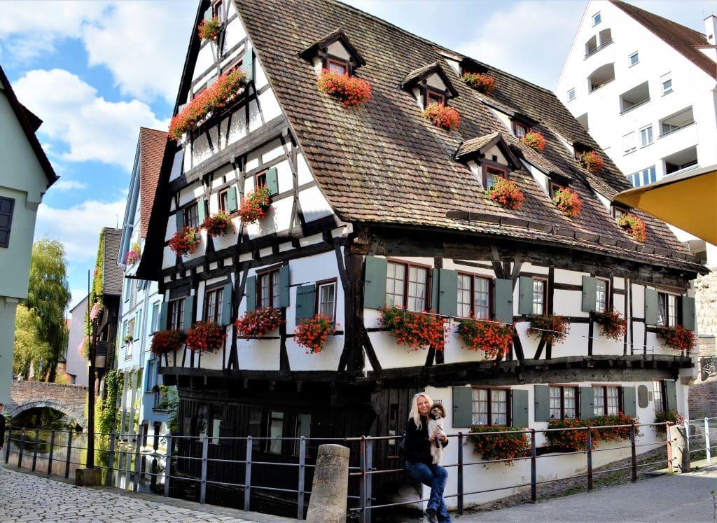 """""""Schiefes Haus"""" im Fischer- und Gerberviertel"""