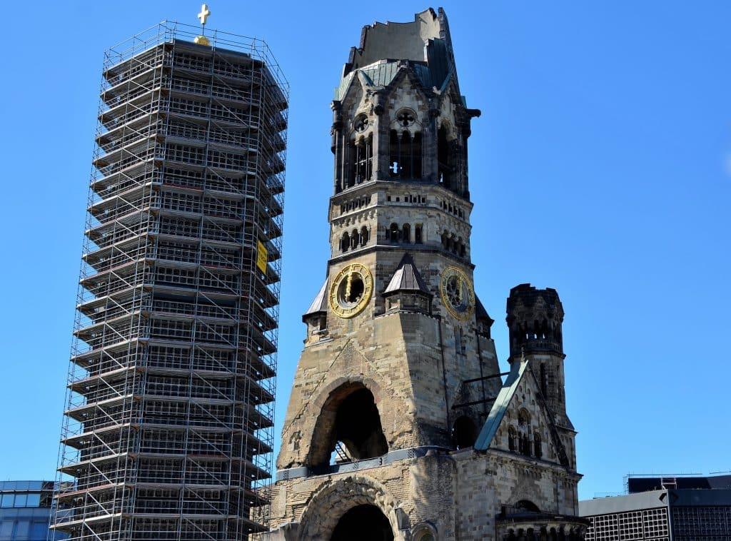 Westturm der Gedächtniskirche