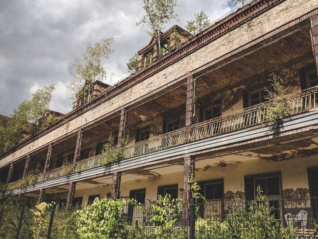 Lost Place - Beelitzer Heilstätten