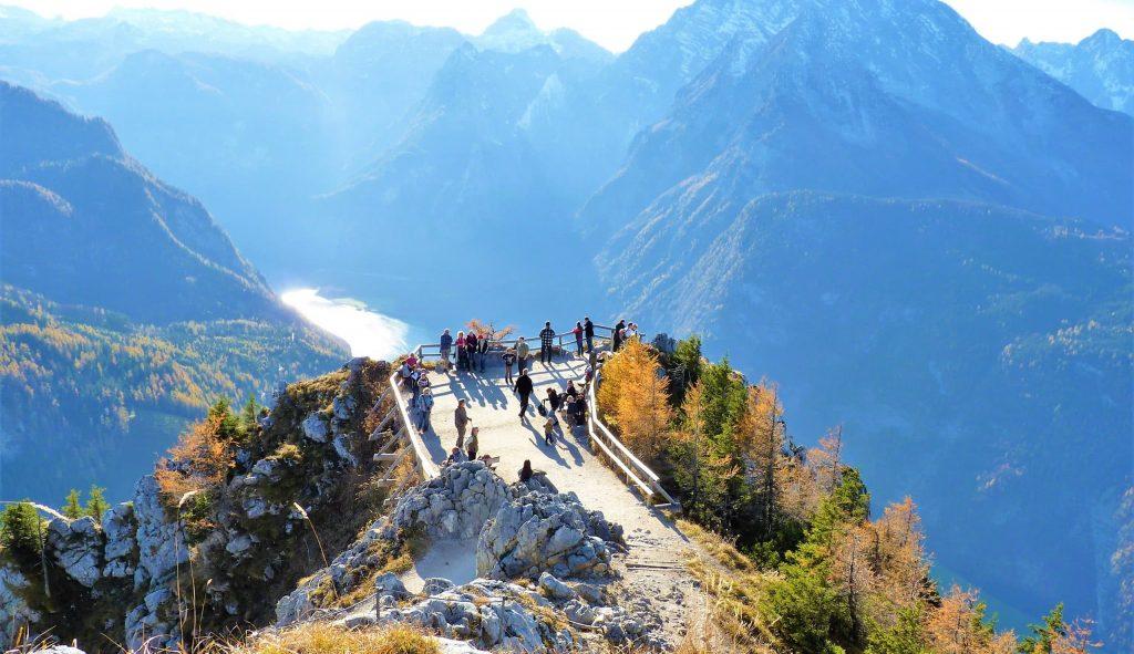 Aussichtsberg Jenner Königssee