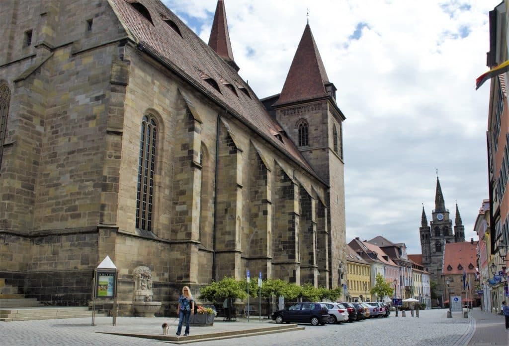 St. Johannis Kirche Ansbach