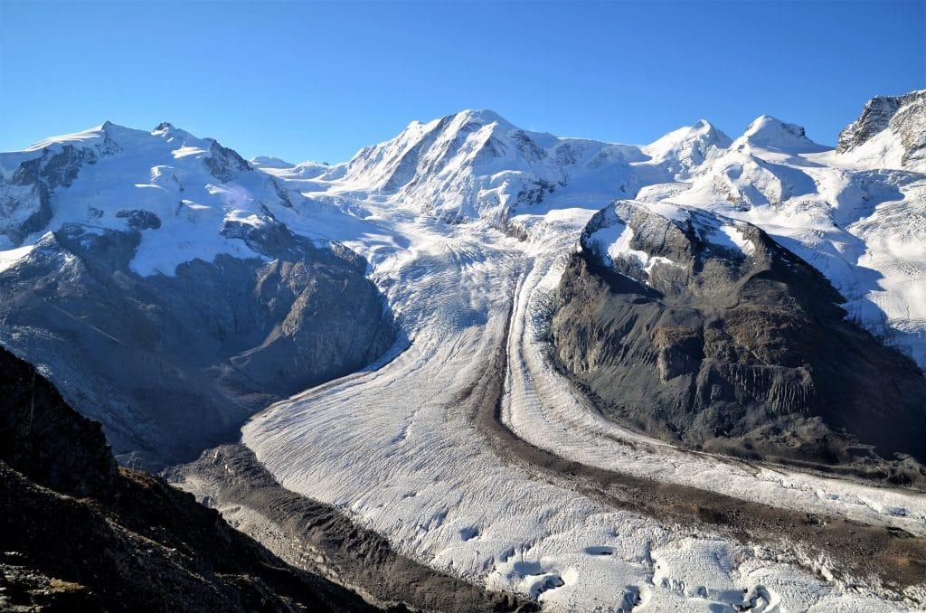 Bergbahnen Gornergrat Gletscher