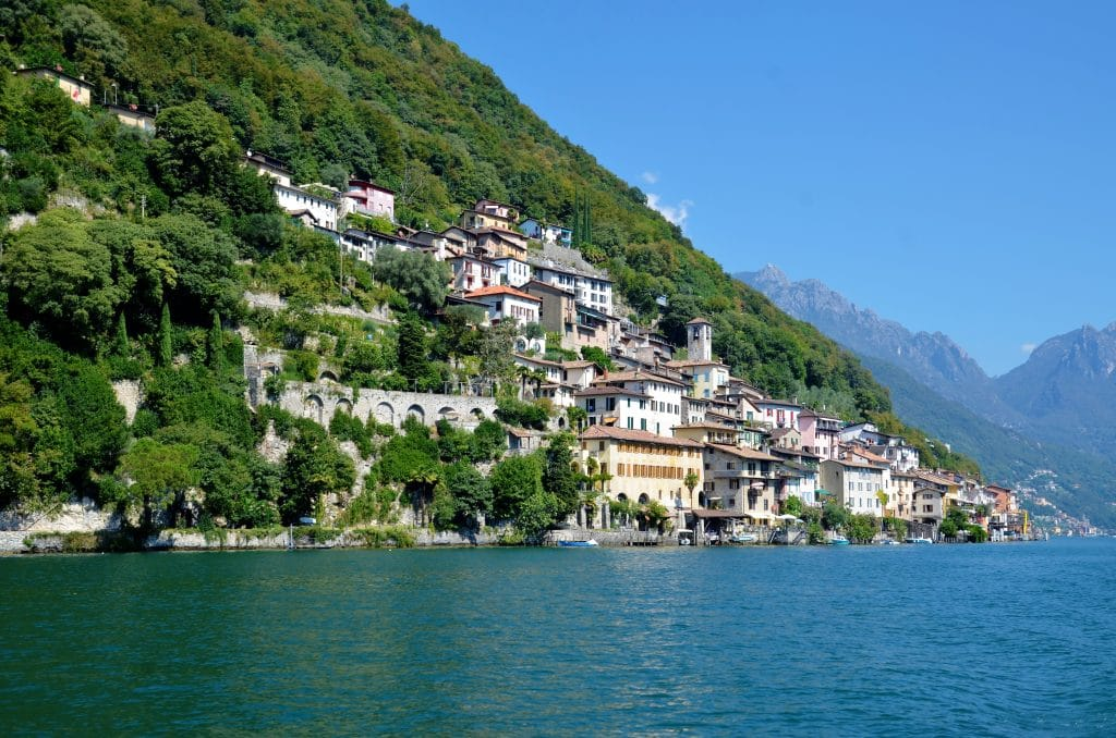 Urlaub im Tessin Lugano