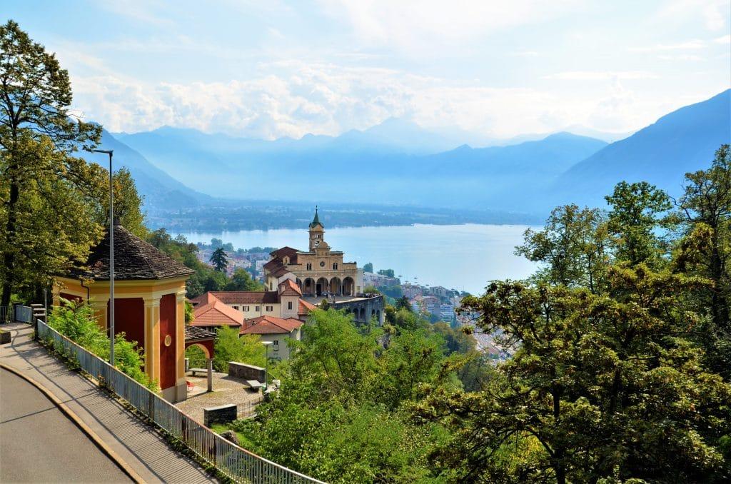 Urlaub im Tessin Locarno
