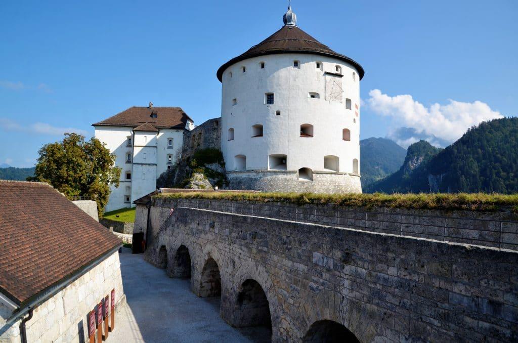 Auf der Festung Kufstein