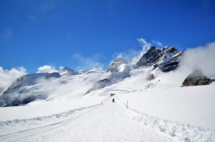 Magische Welt des Jungfraujoch