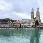 Ein Tag bei den Sehenswürdigkeiten von Zürich